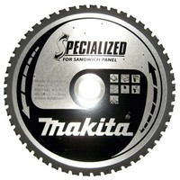 MAKITA B 17681 Disc saw blade special sandwich panel 270x2.4 tire 2mm 60z grees axis 30 set