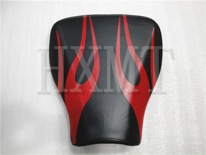 For Honda CBR 600 RR F5 2003 2004 Black Red Motorcycle Front Driver Rider Seat Cushion Pillow Pad Front Seat CBR600RR CBR 600RR
