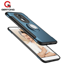 GerTong Case For Xiaomi Redmi 4X 4A Note 4 Global Version 4X Pro With Finger Ring PC + TPU Cover For Xiaomi Redmi 4X 4A Shell