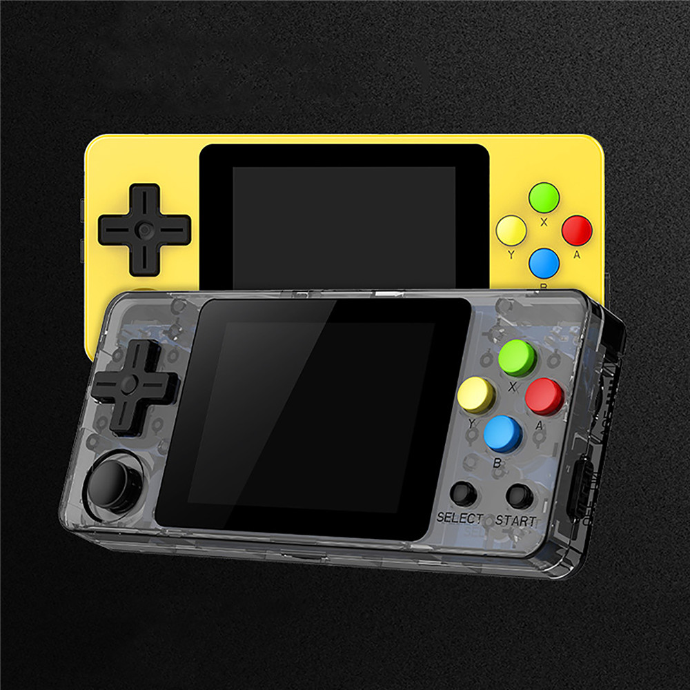 Open Source Console LDK Horizontal version 2.7inch Dual Core Mini Retro Handheld Game Players Arcade Game 3-D rocker Tony System