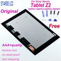 Originele Lcd Voor Sony Xperia Tablet Z2 SGP511 SGP512 SGP521 SGP541 VVX10F034N00 Lcd Touch Screen Digitizer SGP551 SGP561