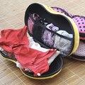 Женщины дорожные сумки багажа duffle sacoche дома bolsa nécessaire de виажем мужское нижнее белье бюстгальтер сумка с сеткой мешок