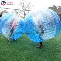 1,5 м человека размеры надувной бампер мяч 1,00 мм надувные игрушки из ПВХ ходить в пластиковый шар пузырь для аренды