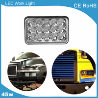 5 INCH 45W 3000LM WATERPROOF IP67 LED WORK LIGHT FOR TRUCK DRIVING HEAD LAMP OFF ROAD