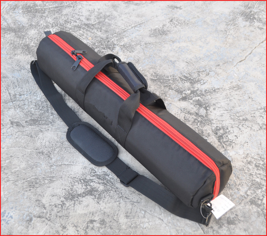 50 55 60 65 70 75 80cm Thickening Light Tripod Bag Padded Camera Monopod Tripod Carrying Case With Shoulder Strap Studio Tripods