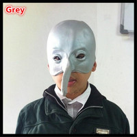 Hot Sale Cosplay Masquerade Mask Venetian Long Nose Bird Doctor Plague Woodpecker Mask Beak Fancy Cosplay Masks Party Head Prop