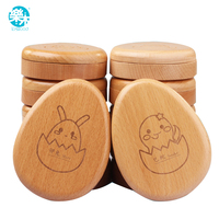 Tooth Box organizer for baby save Milk teeth Wood storage box great gifts Constellation case creative for kids 12 Animals