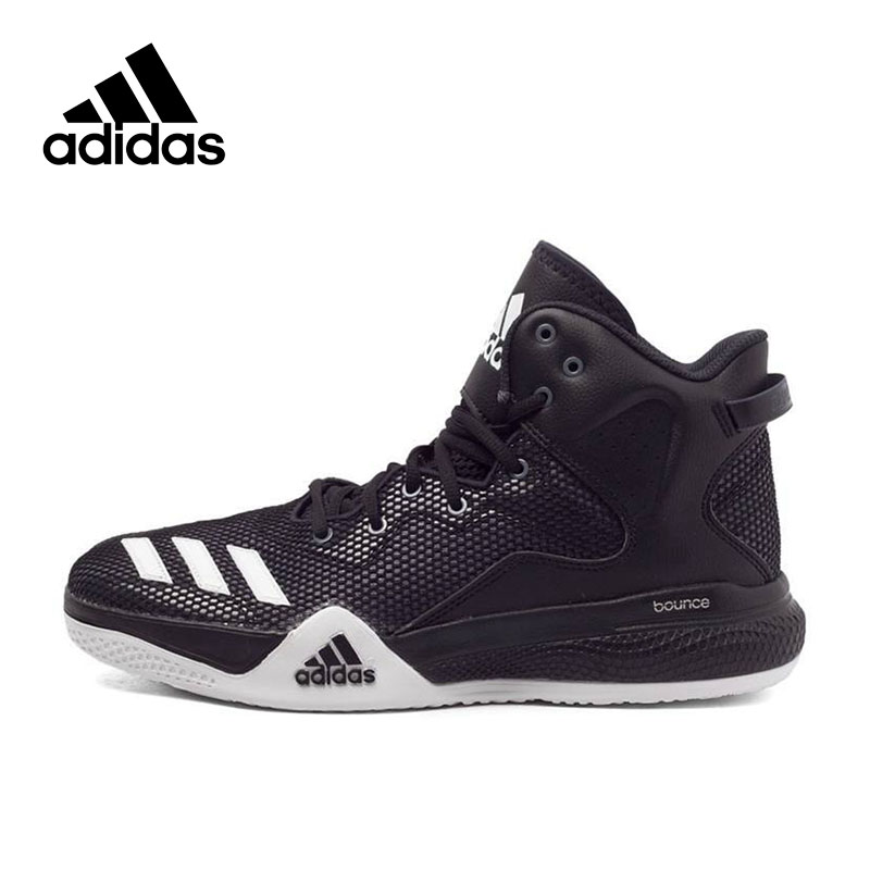 цена на Original Adidas Men's Basketball Shoes Sneakers Adidas New Arrival Official Breathable Outdoor Shoes Anti-slip