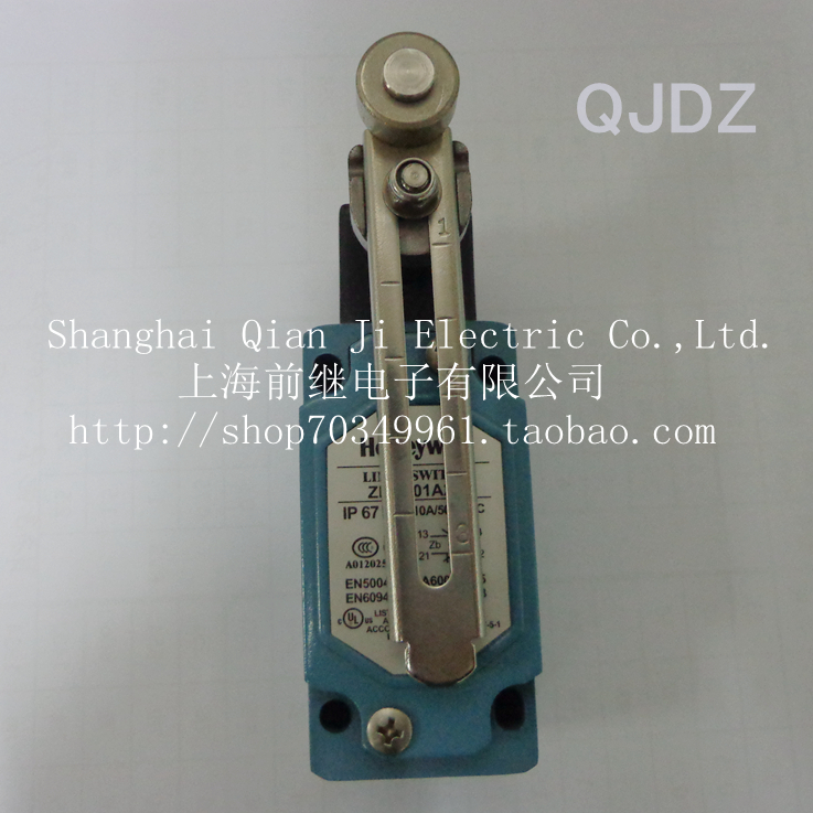 (United States) ZLAA01A2B limit switch inhuman states