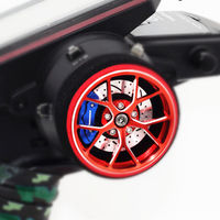 Gun Type Remote Controller Replacement Hand Wheel for FUTABA 3PV 4PV 4PLS 4PX R 7PX 4PK 4PKS Radiolink RC3S RC4GS RC Car Parts