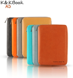 Image 5 - K&KBOOK KK009 Leather Notebook A5 A6 Binder Spiral Notebook Diary Journal Planner Agenda 2018 Large Capacity Padfolio Cardeno