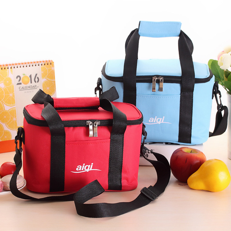 Lancheira Thermo Lunch Bags Cooler Insulated Lunch Bags for Women Kids Thermal Bag Food Picnic Bags Tote Handbags WCB33