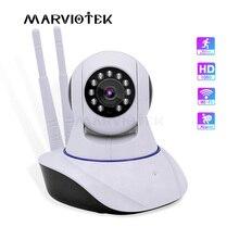 Охранных Беспроводной IP Камера Wi-Fi мини Камера видеонаблюдения 720 P 1080 P Ночное видение CCTV Камера Wi-Fi Видеоняни и радионяни p2p