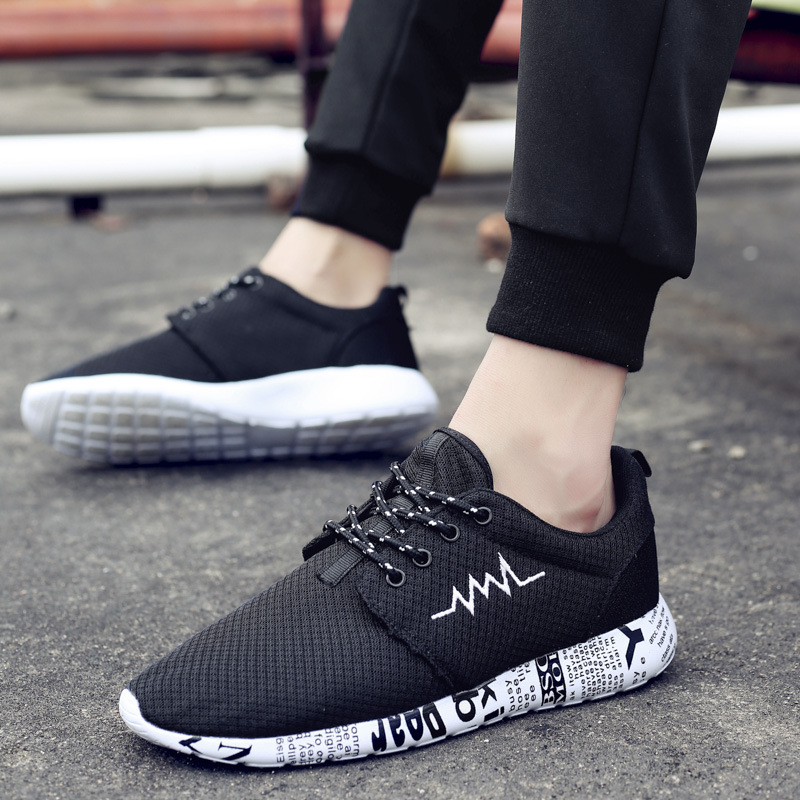 Dropshipping Jinjiang wholesale new style breathable brand shoes, men's sneakers, casual shoes. цена