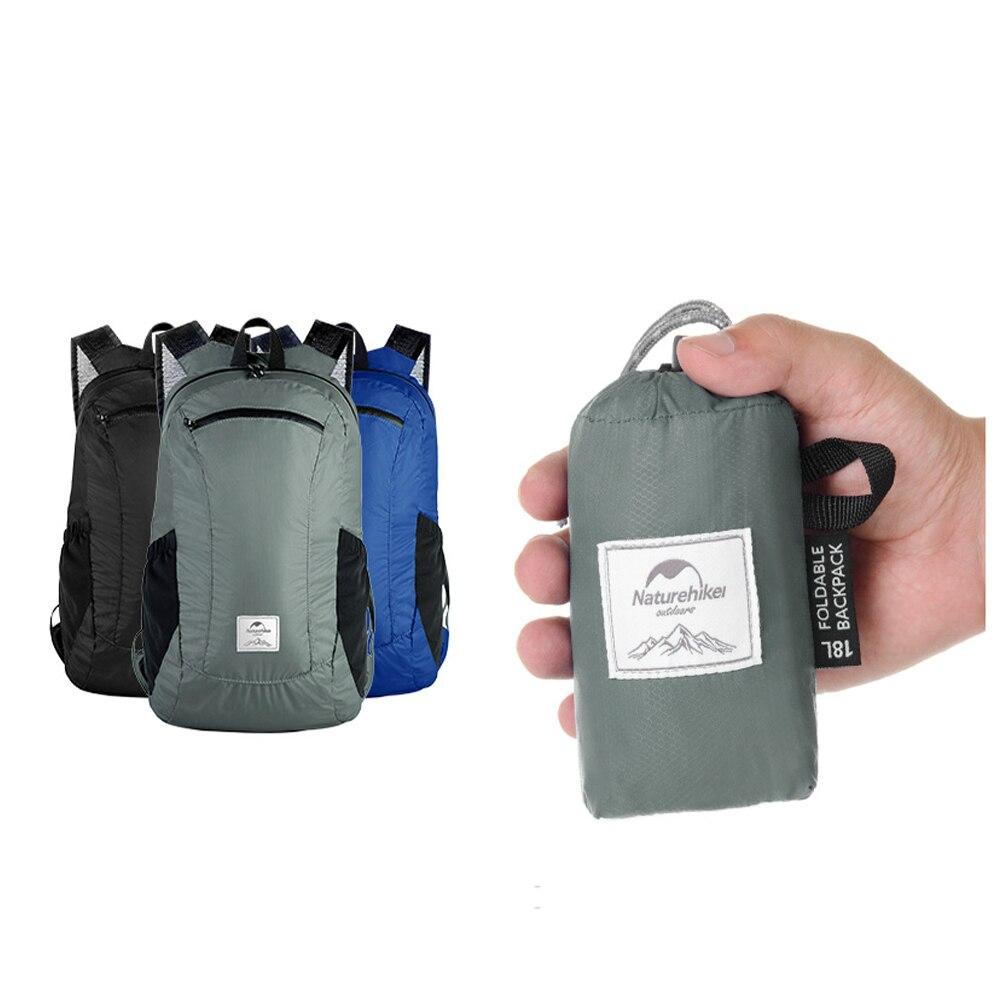 Naturehike Compact Backpack Ultralight Shoulders Bag Су - Спорттық сөмкелер - фото 1