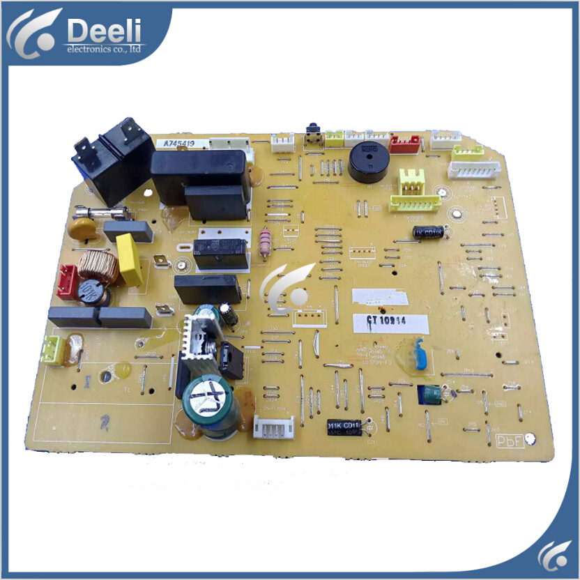 95% new good working for Panasonic air conditioning board A745419 A712905-2 A73C3368 control board epia ml8000ag epia ml 8000ag epia ml rev a industrial board 17 17 well tested working good
