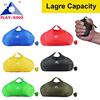PLAYKING Outdoor Waterproof Travel Luggage Bag Women Folding Ultralight Sport Gym Bag Men Nylon Lightweight Foldable