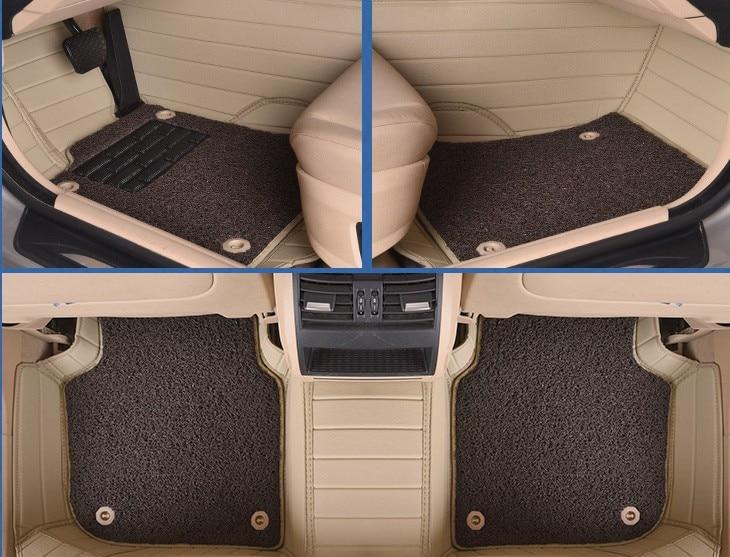 Myfmat car floor mats pu rugs for Hyundai ix30/35 Sonata ELANTRA Terracan Tucson Accent SantaFe coupe XG Trajet Matrix Veracruz