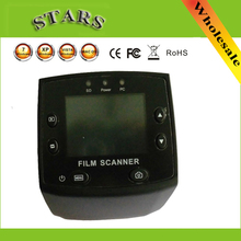 "5MP 35mm USB Visor de Diapositivas Escáner de Película Negativa 2.4 ""Color LCD Digital Photo Film Slide Converter Escáner, envío gratis"