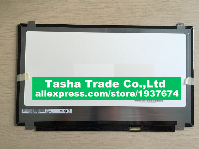 B156HTN03.6 B156HTN03 6 1920*1080 FHD Screen for  lenovo y50 70 Y50-70 with i7 4710hq le 40tl1600 motherboard t ms18vg 81b 11467 with screen tx4a24 fhd