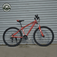 Love Freedom 24 Speed Aluminum Alloy Bicycle 29 Inch Mountain Bike Variable Speed Dual Disc Brakes