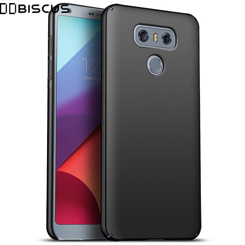 Luxury Phone Case For LG G7 thinq Q6 alpha X Power2 Q8 G6 G5 K8 K10 2017 V20 V30 Quality Black Phon Cover Accessories Coque