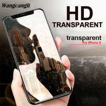 For iPhone X Tempered Glass Scratch Proof Protective Glass Film 2.5D glass for iphone x screen protector 9H tempered film цена и фото
