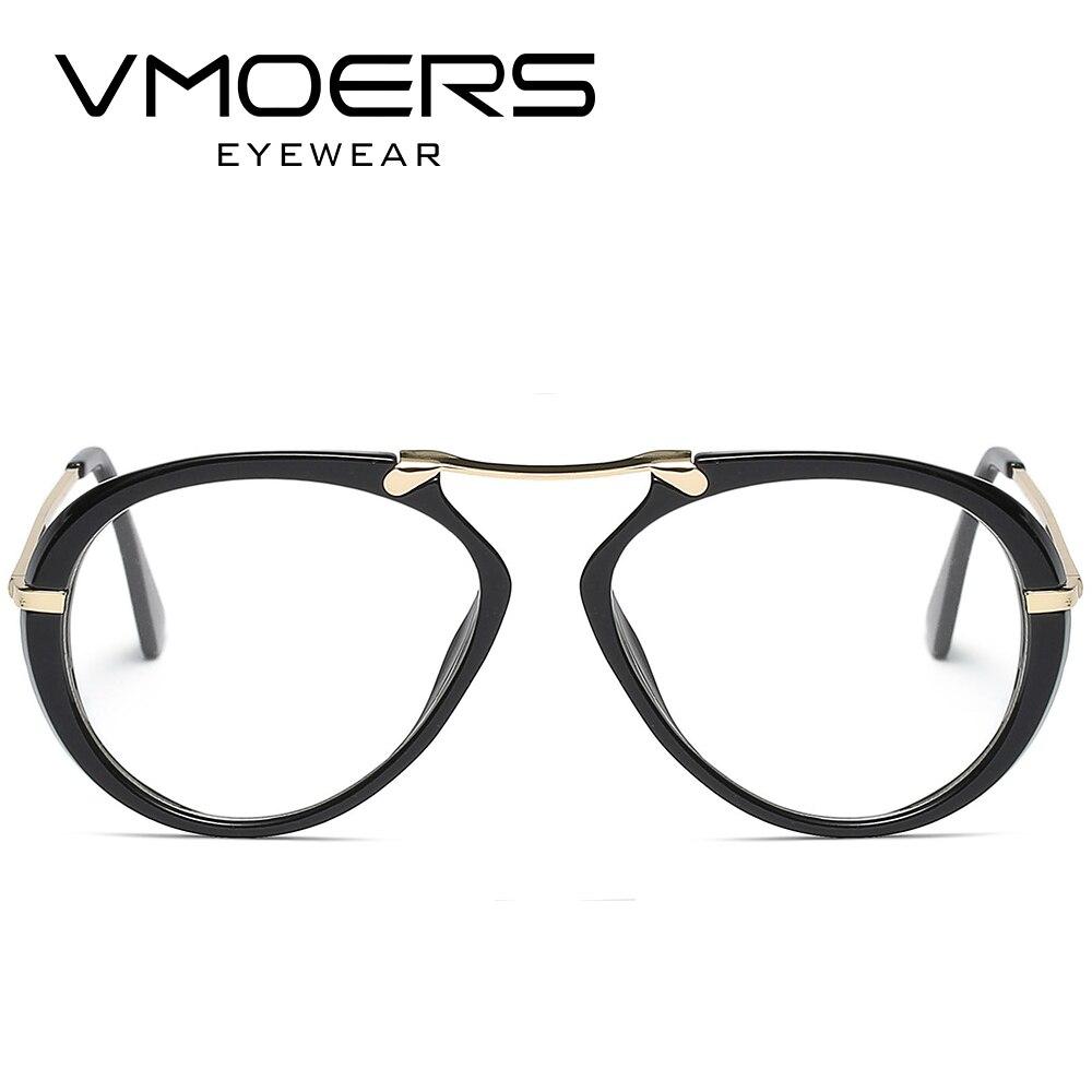 VMOERS Luxus Marke Brillenfassungen Retro Klar Gefälschte Gläser ...