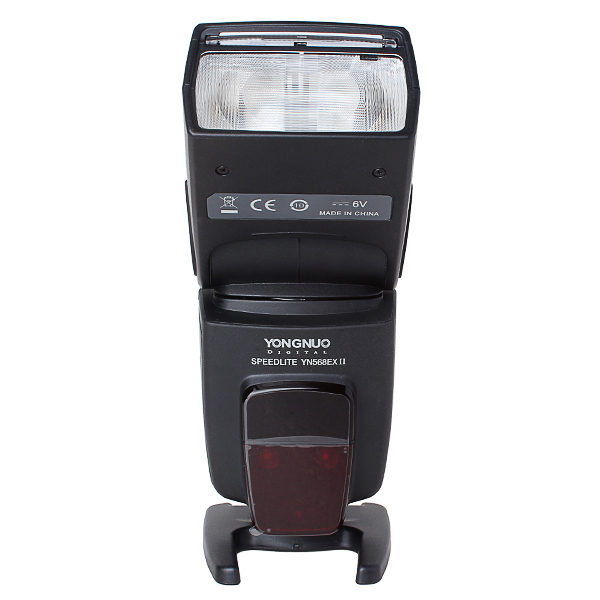 Yongnuo YN 568EX II YN568EX II Wireless TTL HSS 1 8000s Flash Speedlite For Canon 6d