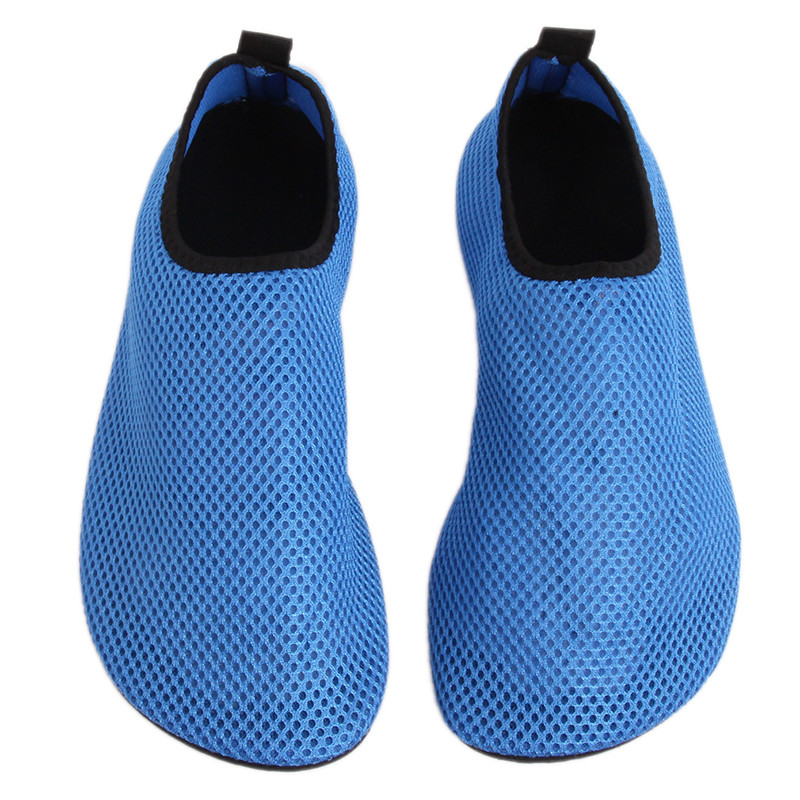 Summer Men And Women Beach Shoes Outdoor Swimming Water Shoes Adult Unisex Flat Soft Sea ...