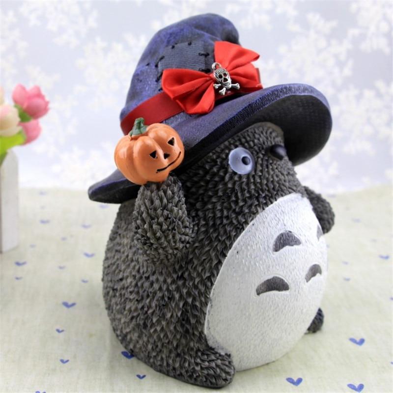 Magic Totoro Large Piggy Bank Saving Box Cute Children Gift Saving Coins Money Box Totoro Coin Money Bank Safe Cofre