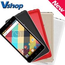 Оригинал CUBOT Радуга 3 Г Мобильный Телефон 16 ГБ ROM 1 ГБ ОПЕРАТИВНОЙ ПАМЯТИ 5.0 »Android 6.0 MTK6580 Quad-Core 1.3 ГГц Dual SIM Смартфон OTG GPS