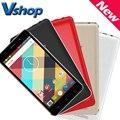 Original CUBOT Rainbow 3G Mobile Phones 16GB ROM 1GB RAM Android 6.0 MTK6580 Quad Core Dual SIM Smartphone 5.0 inch Cell Phone