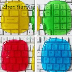 BSBL Eb Hk High-Tech волшебный от пыли Очиститель Соединение супер чистый Слизистый гель для телефона ноутбук ПК Компьютерная клавиатура