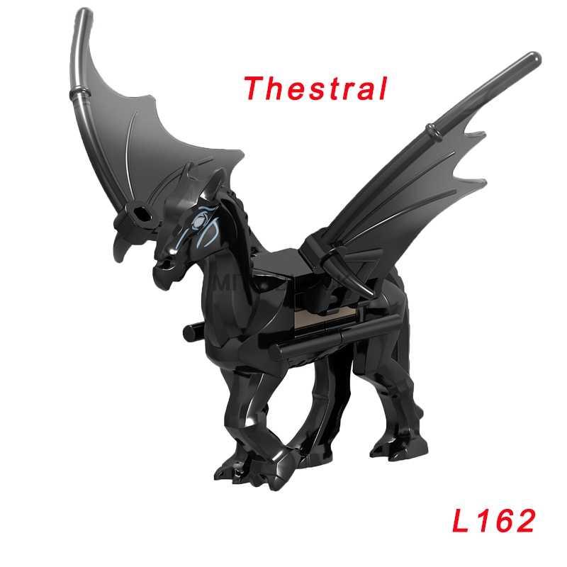 Thestral 71022 фигурка лошадь Фантастические звери Rubeus Seamus Финниган Гермиона Moody Гарри Волшебная серия фигурки строительный блок