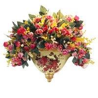 Украшение дома цветы искусственные цветы