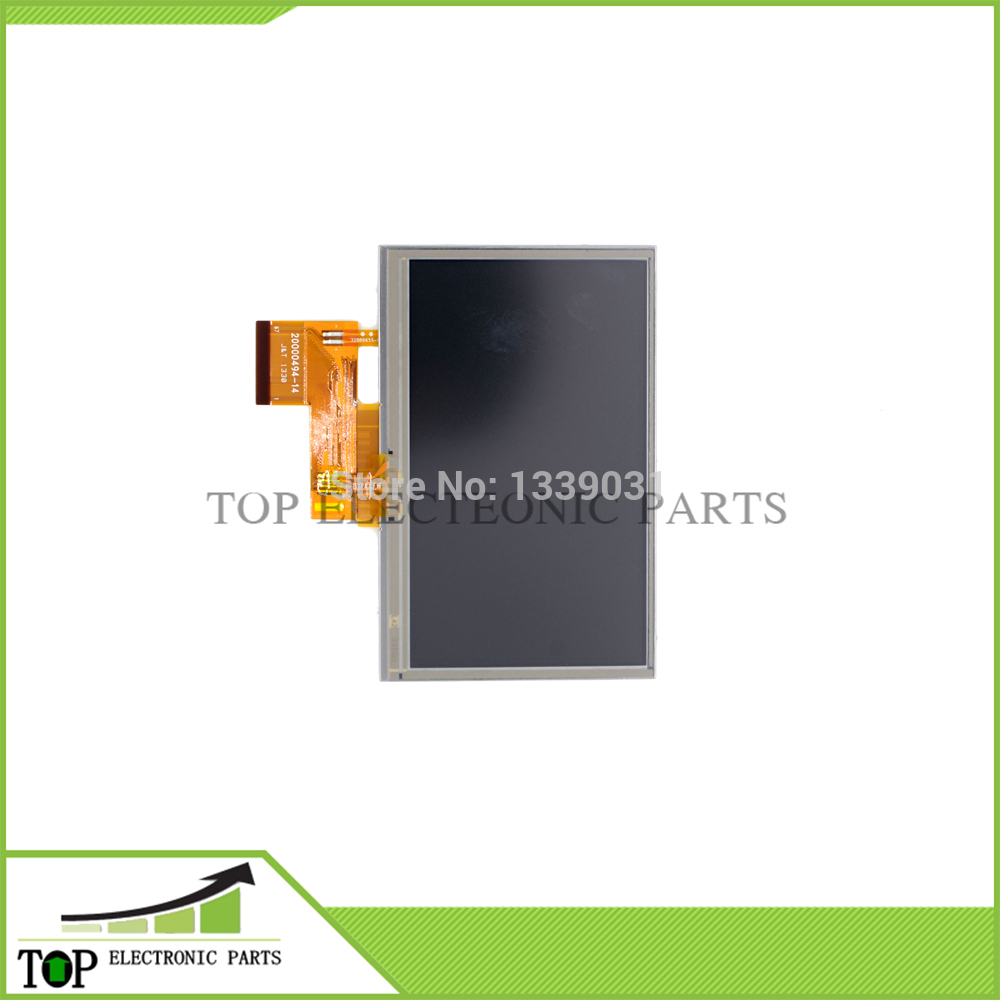 NEW Original 4.3Inch LCM RGB 480*272 TFT LCD Display Panel With Touch Screen Digitizer