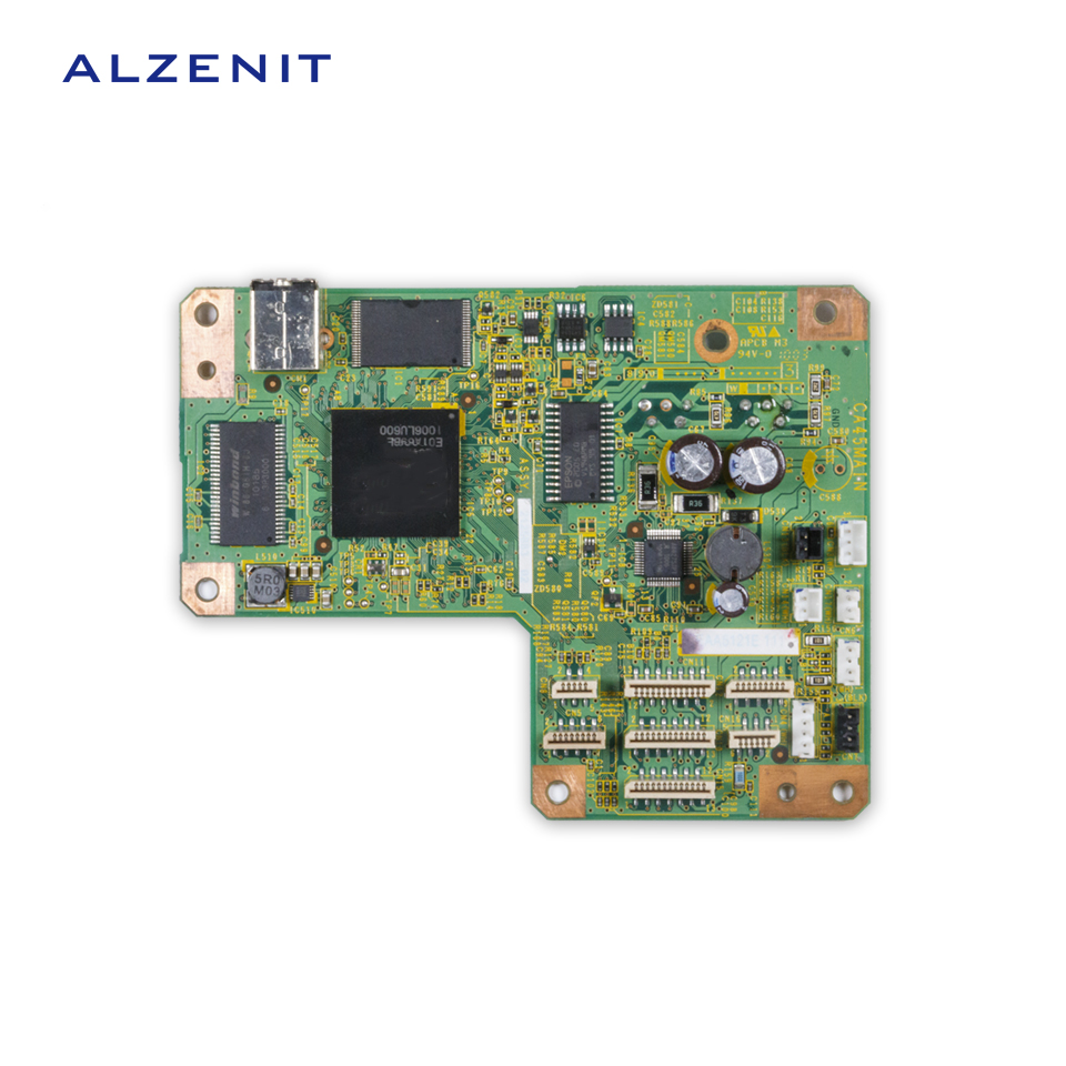 ALZENIT For Epson T50 Original Used Formatter Board  Printer Parts On Sale brand new inkjet printer spare parts konica 512 head board carriage board for sale