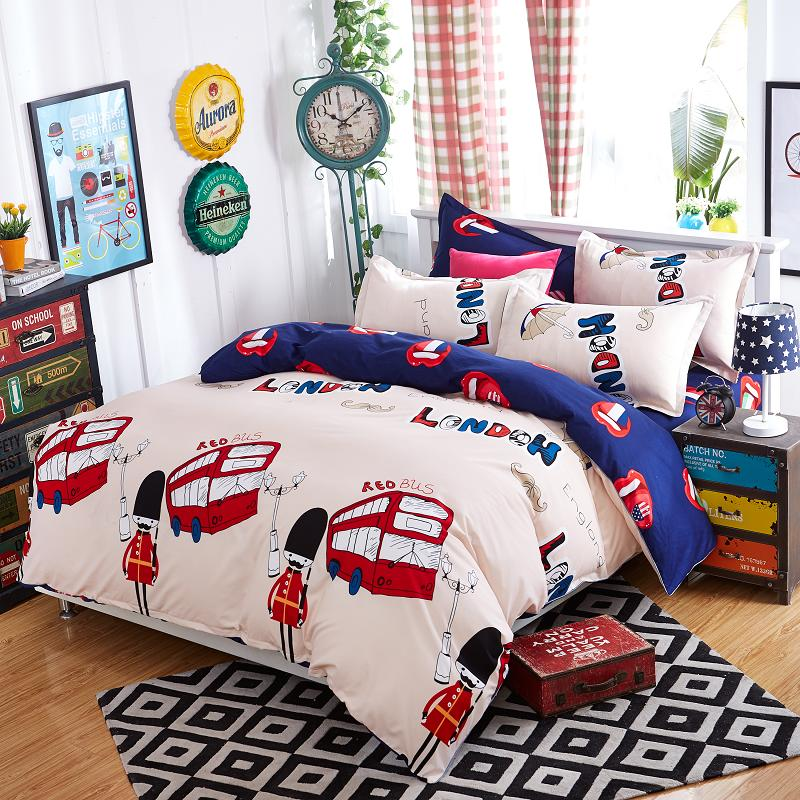 Kids Bedroom Linen online get cheap plaid kids bedding -aliexpress | alibaba group