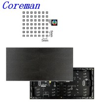 Écran de module led 2121 SMD, polychrome, pixels de 320x mm, P2.5, P3, P4, P5, P6, P8, P10, P12, P8, 64x32