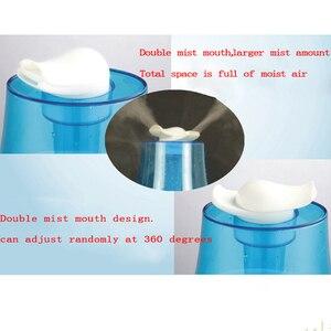 Image 4 - 3l umidificador de ar ultra sônico aroma óleo essencial difusores óleos aromaterapia para escritório família purificador de ar névoa criador fogger