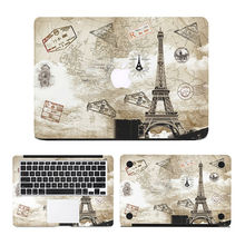 Church Stained Glass Sample Laptop computer Full Cowl Sticker for Apple MacBook Air Professional Retina 11″ 13″ 15″ Case Decal  three in 1 Pores and skin Set