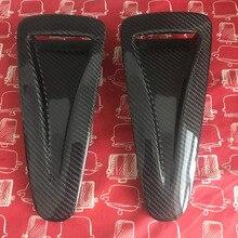 Лидер продаж капюшоном Air воздухозаборник(пара) CF для Skyline R35 GTR OEM Стиль углеродного волокна