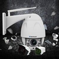 Vstarcam Full HD 1080 P Водонепроницаемый Открытый камеры безопасности 4X зум ИК ночного видения обнаружения движения IP камеры наблюдения