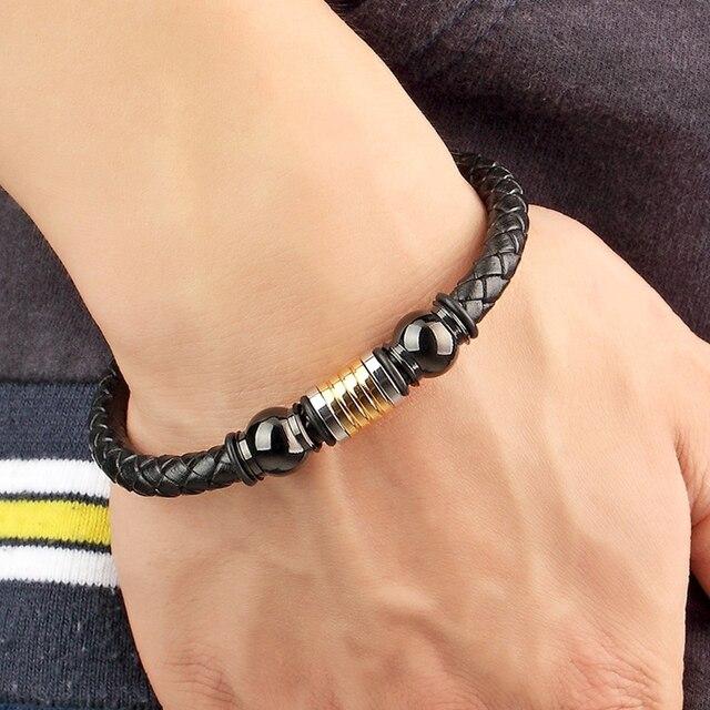 Купить брендовый классический браслет janeyacy из нержавеющей стали