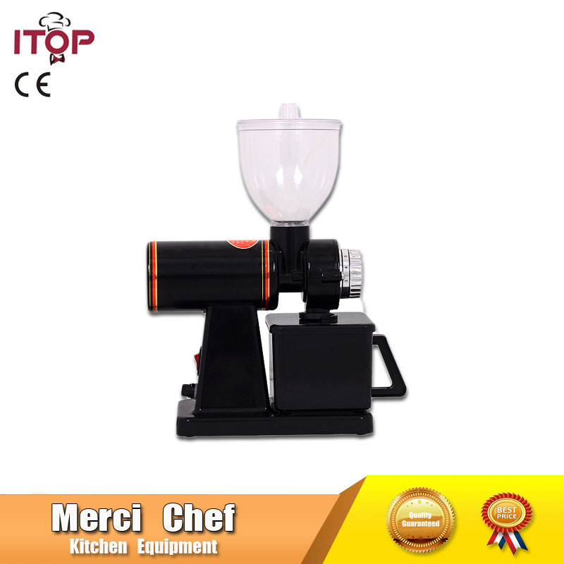 Kitchen Appliances Coffee Machine Grinders Maker 220V Coffee Grinder Machine Coffee Mill Commercial Electric Food Processor fast food leisure fast food equipment stainless steel gas fryer 3l spanish churro maker machine