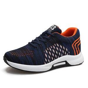 Image 3 - Misalwa 2020ฤดูร้อนแฟชั่นผู้ชายลิฟท์รองเท้าที่มองไม่เห็นเพิ่มความสูง6 CMรองเท้าสบายๆชายรองเท้าผ้าใบHombre