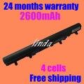 JIGU Аккумулятор Для Ноутбука Acer Aspire V5-431 V5-471 V5-531 V5-551 V5-571 4ICR17/65 AL12A32 V5-431G V5-471G V5-571G V5-571P 4 Клеток