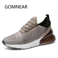 GOMNEAR Men Women Sport Shoes Running Shoes Trainer Breathable Running Sneakers Zapatillas Hombre Deportiva 270 High Quality