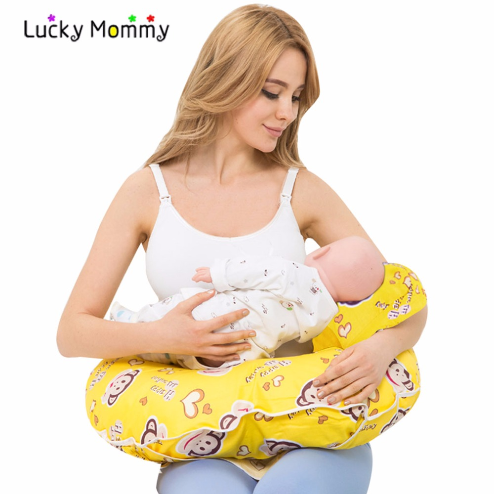 Hot Sale Nursing Pillow High Quality Safe Infant Baby Cushion Breast Feeding Breastfeeding Pillows Waist Support Cushion waist support baby nursing breastfeeding pillow soft baby learning sit pillow multi function baby pillows almofada infantil